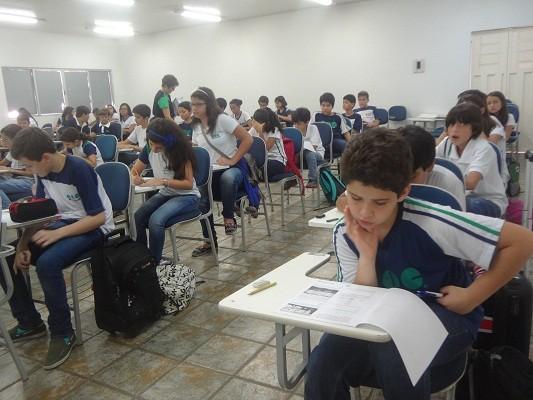 Avaliação Nacional visa comparar o desempenho dos alunos do COC a nível nacional