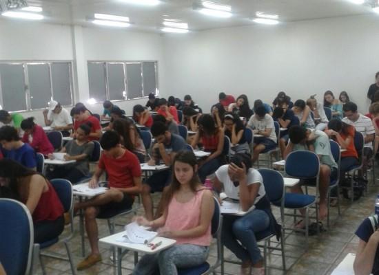 SIMULADÃO ENEM COC – 2015