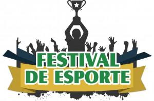 Logo FESTIVAL DE ESPORTES