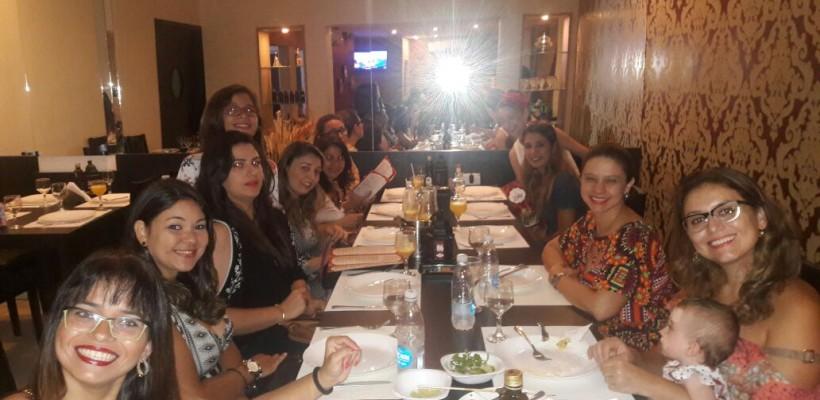 POETIZE 2016 – Jantar com as mães ganhadoras.