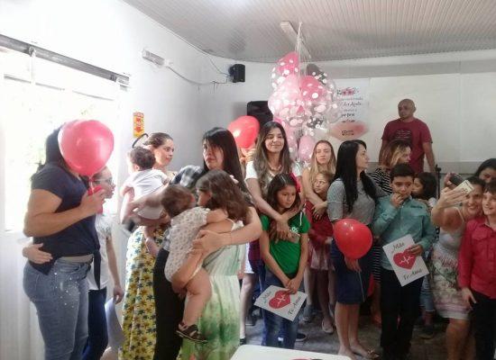 Homenagem as Mamães COC 4ºAno Ensino Fundamental