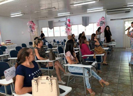 Homenagem as Mamães COC 5ºAno Ensino Fundamental